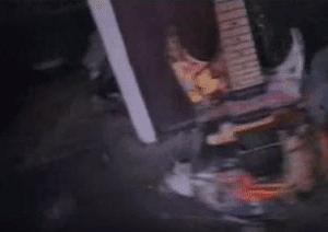John's Kramer spotted in the 1993 short documentary Stuff