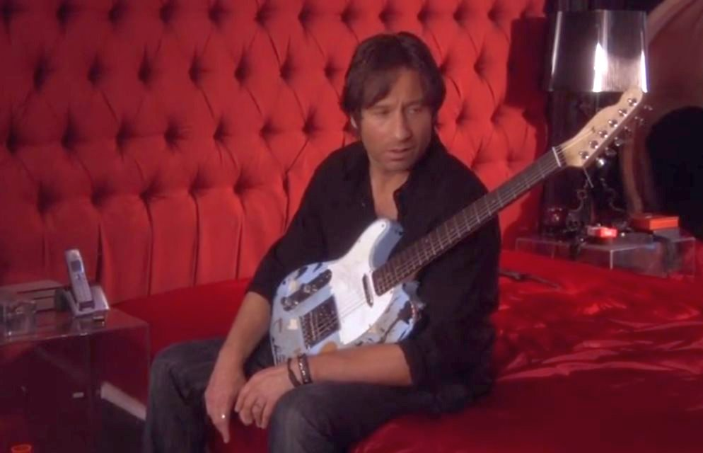Kurt Cobain Telecaster in Californication