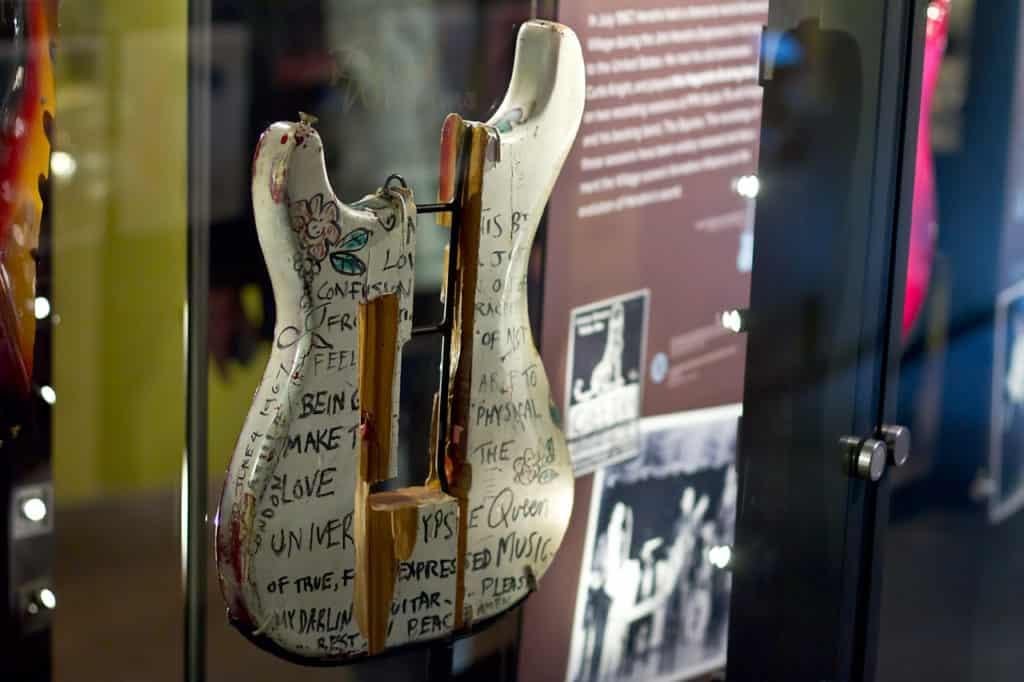 Hendrix Seville Stratocaster