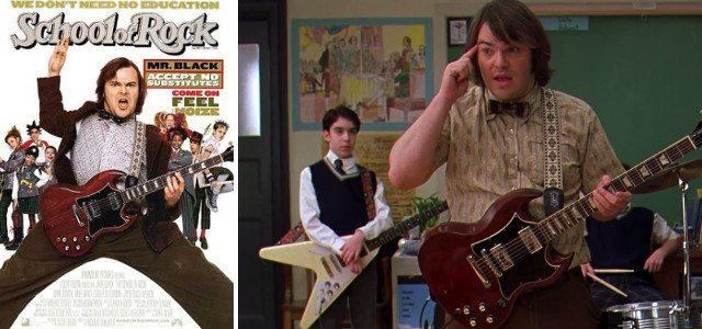 School Of Rock Movie 2004