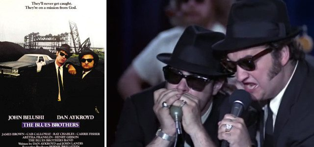 The Blues Brothers 1980 Movie
