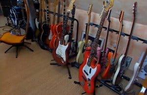 Jeff Beck Guitars
