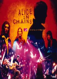 alice in chains unplugged dvd cover