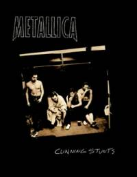 metallica cunning  stunts dvd cover