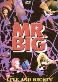 mr big live in japan dvd cover