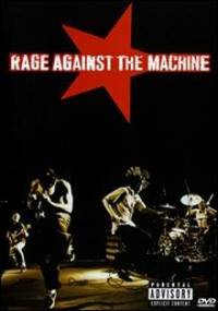 rage agains the machine  dvd cover