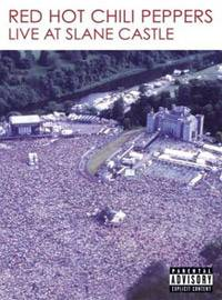 rhcp live slane castle dvd cover