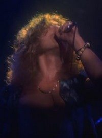 Robert Plant Isolated Track